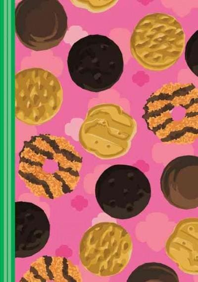 Girl Scout Cookies Journal (Notebook / blank book)