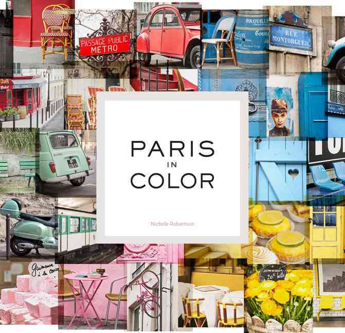 Paris in Color (Hardcover)