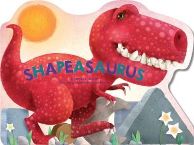 Shapeasaurus (Board book)