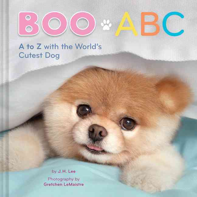 Boo ABC: A to Z with the World's Cutest Dog (Hardcover)
