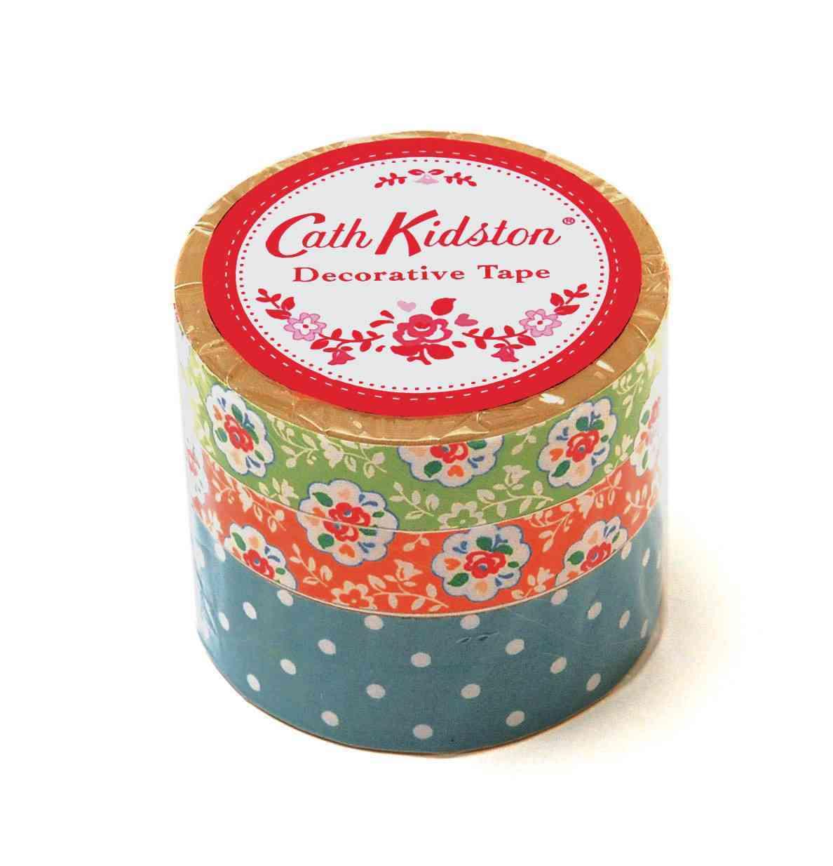 Cath Kidston Decorative Tape (Novelty book)