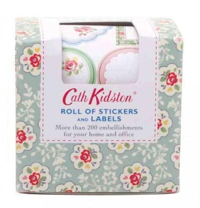 Cath Kidston Roll of Stickers and Labels (General merchandise)