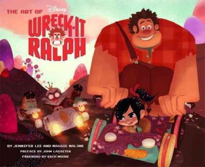 The Art of Wreck-It Ralph (Hardcover)
