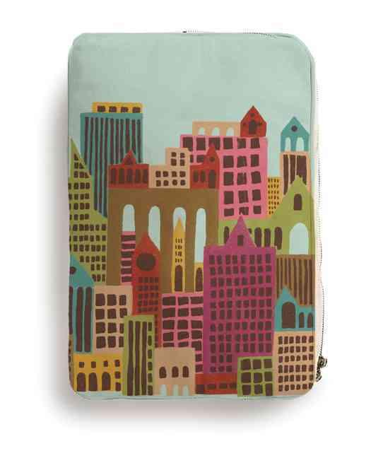 Sukie Cityscape iPad Sleeve (Novelty book)