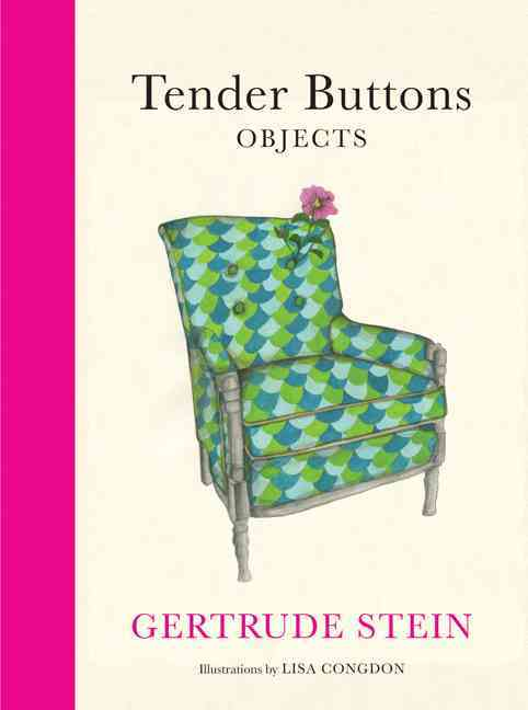 Tender Buttons: Objects (Hardcover)