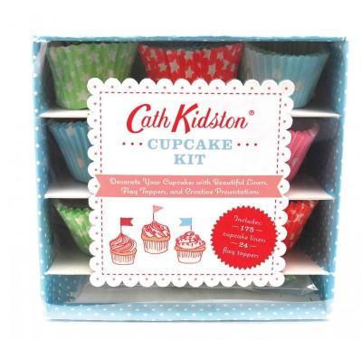 Cath Kidston Cupcake Kit (Paperback)