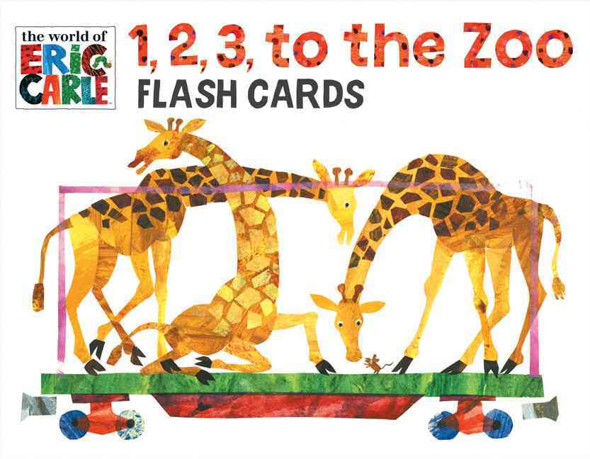 1, 2, 3 to the Zoo (Cards)