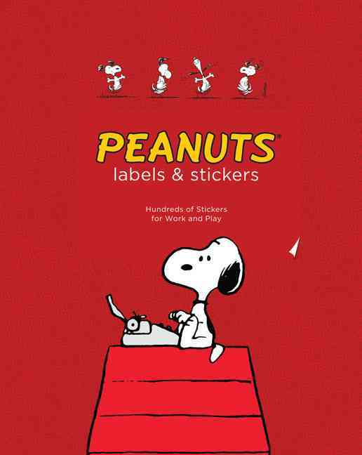 Peanuts Labels and Stickers (General merchandise)