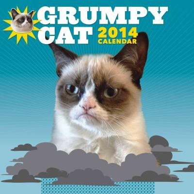 Grumpy Cat 2014 Calendar (Calendar)