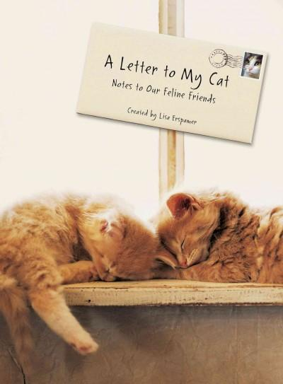 A Letter to My Cat (Hardcover)