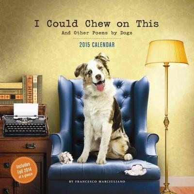 I Could Chew On This Wall and Other Poems by Dogs 2015 Calendar (Calendar)