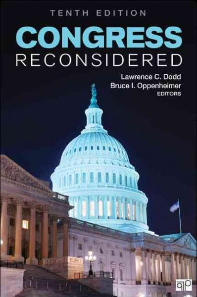 Congress Reconsidered (Paperback)