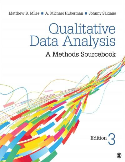Qualitative Data Analysis: A Methods Sourcebook (Paperback)