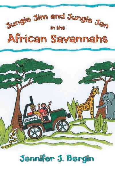 Jungle Jim and Jungle Jen in the African Savannahs (Paperback)