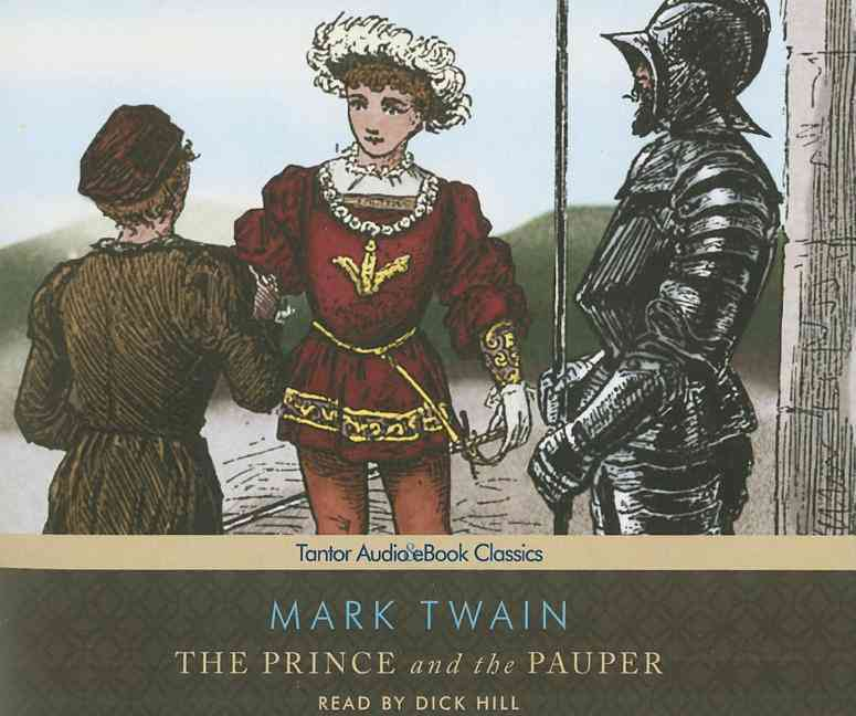 The Prince and the Pauper: Includes Ebook (CD-Audio)