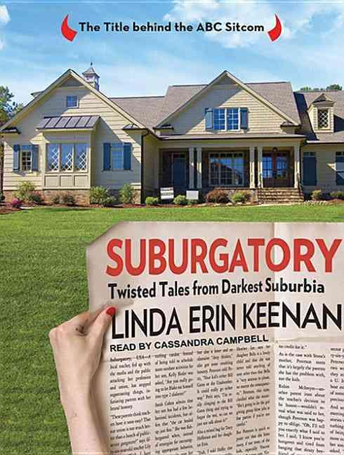 Suburgatory: Twisted Tales from Darkest Suburbia (CD-Audio)