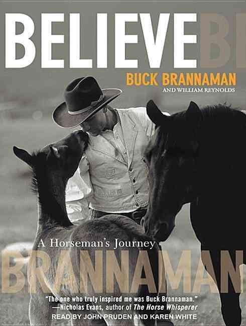 Believe: A Horseman's Journey (CD-Audio)