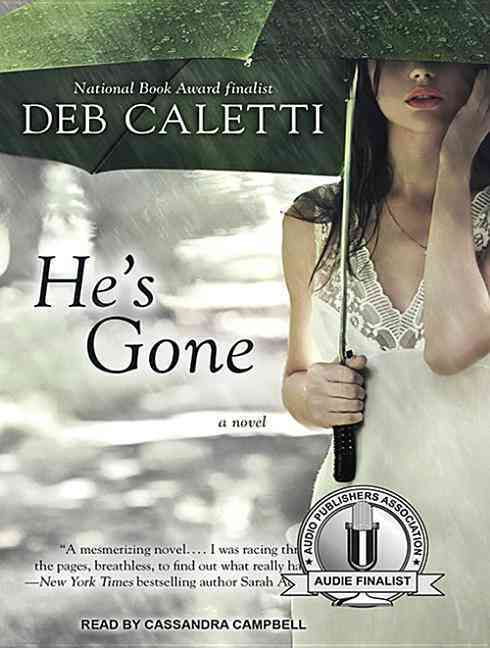He's Gone (CD-Audio)