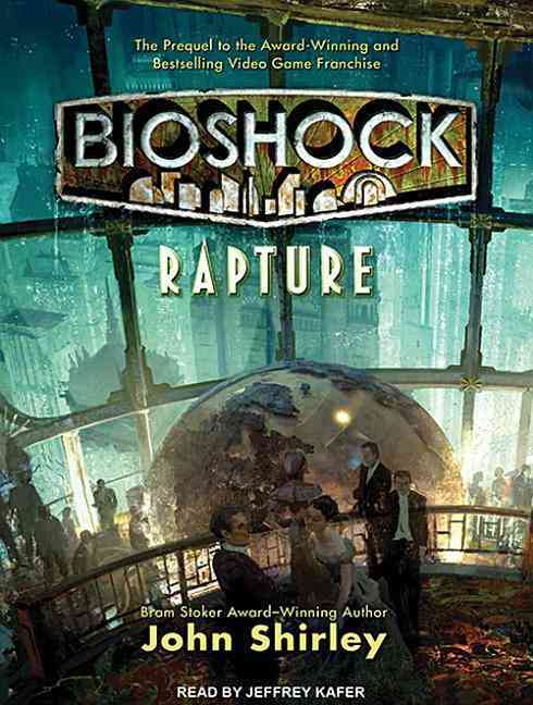Rapture: Library Edition (CD-Audio)