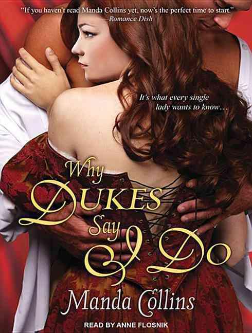Why Dukes Say I Do: Library Edition (CD-Audio)