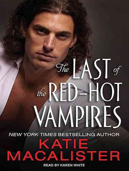 The Last of the Red-Hot Vampires: Library Edition (CD-Audio)