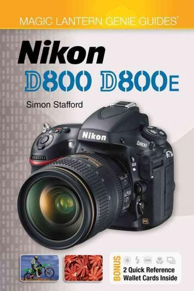 Nikon D800 D800E (Paperback)