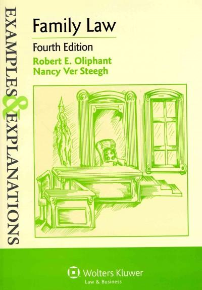 Family Law (Paperback) - Thumbnail 0