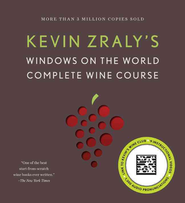 Kevin Zraly's Windows on the World Complete Wine Course (Paperback)
