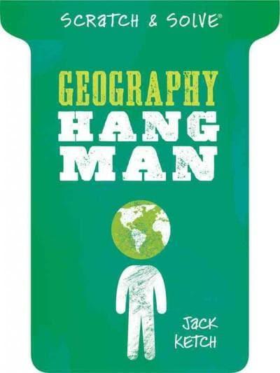 Scratch & Solve Geography Hangman (Paperback)