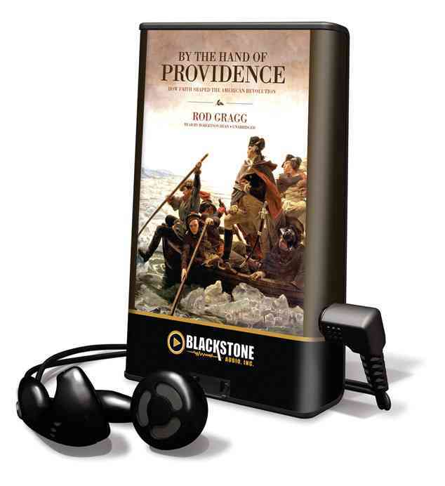 By the Hand of Providence: How Faith Shaped the American Revolution (Pre-recorded digital audio player)
