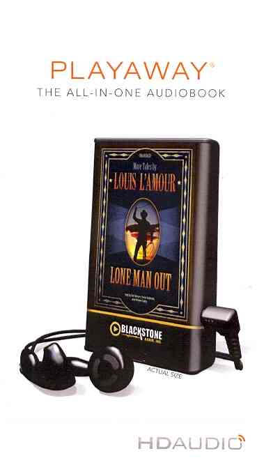 Lone Man Out: More Tales by Louis L'amour (Pre-recorded digital audio player)