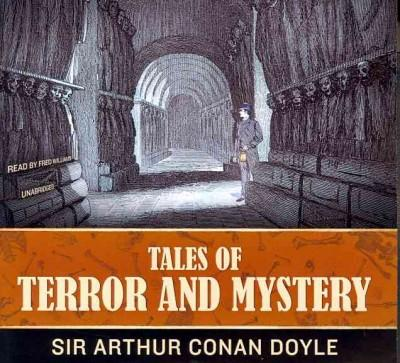 Tales of Terror and Mystery: Library Edition (CD-Audio)