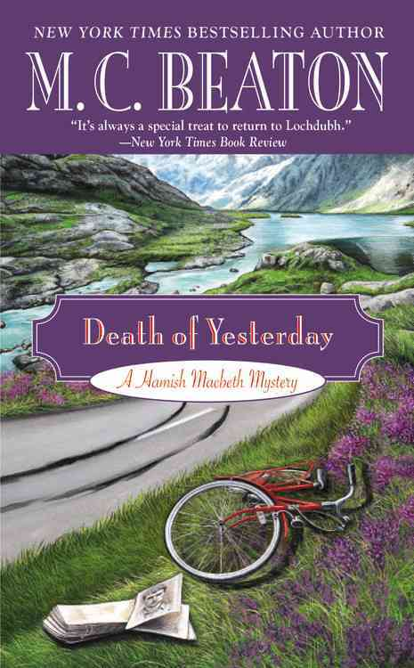Death of Yesterday (Paperback)