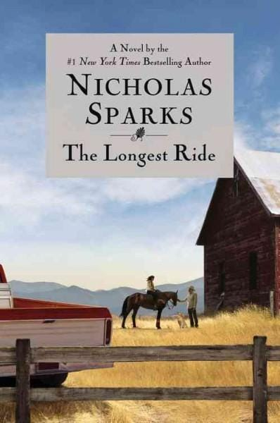 The Longest Ride (Hardcover)