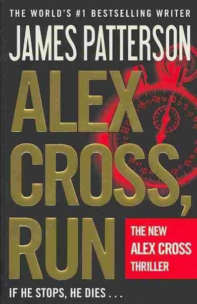 Alex Cross, Run (Paperback)