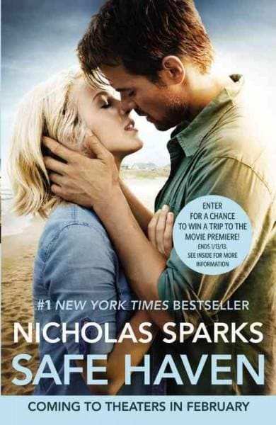 Safe Haven (Paperback) - Thumbnail 0