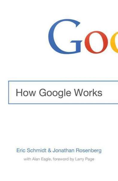 How Google Works (Hardcover)