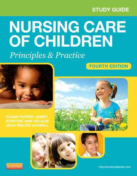 Nursing Care of Children: Principles & Practice (Paperback)