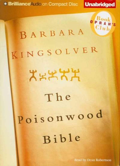 The Poisonwood Bible (CD-Audio)
