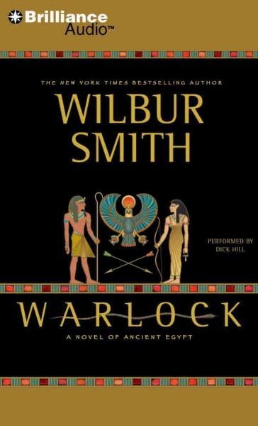 Warlock: A Novel of Ancient Egypt (CD-Audio)
