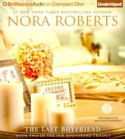 The Last Boyfriend (CD-Audio)