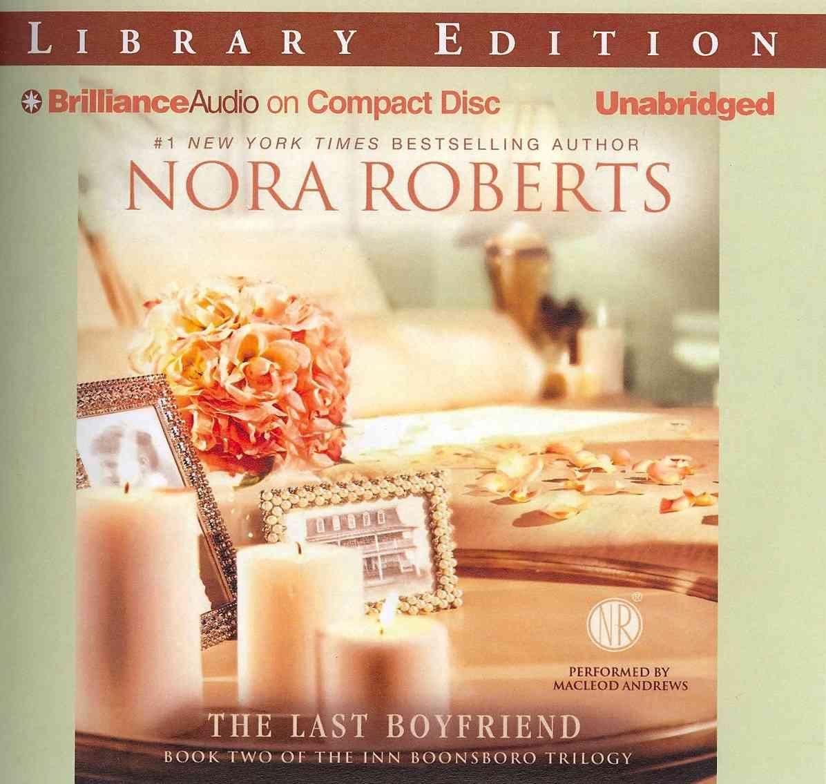 The Last Boyfriend: Library Edition (CD-Audio)