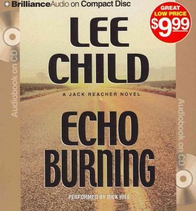 Echo Burning (CD-Audio)