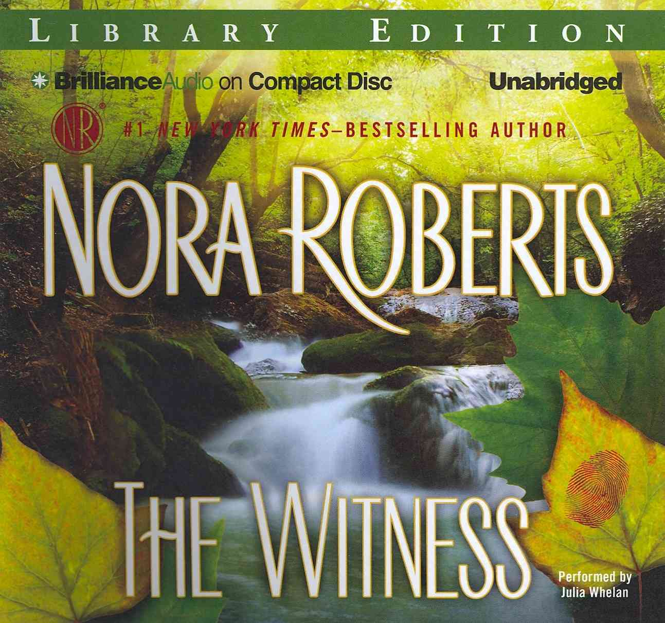 The Witness: Library Edition (CD-Audio)
