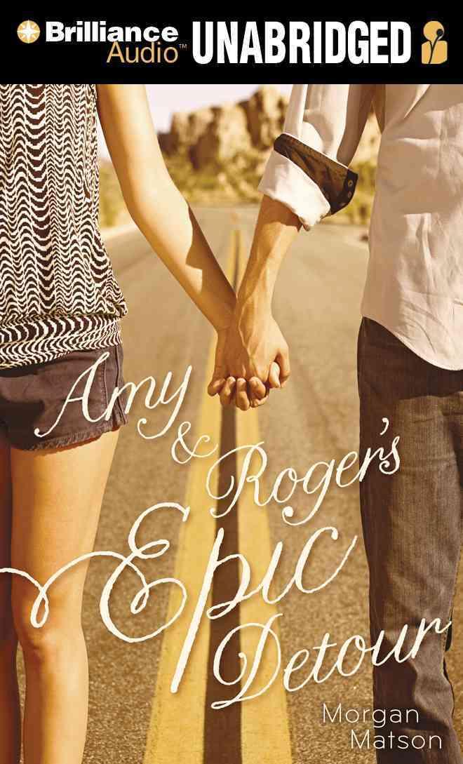 Amy & Roger's Epic Detour (CD-Audio)