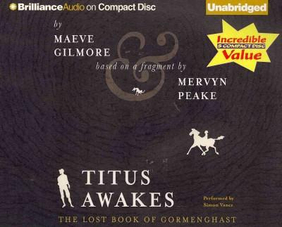 Titus Awakes (CD-Audio)