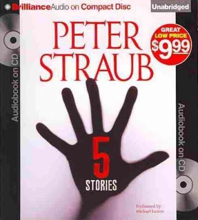 5 Stories (CD-Audio)