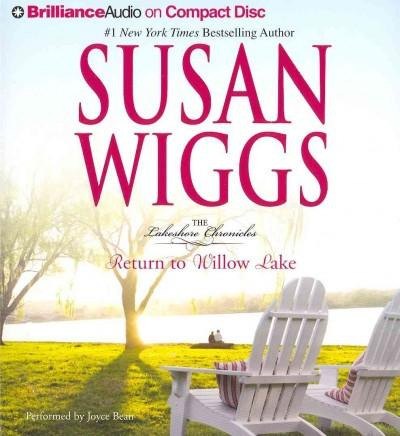 Return to Willow Lake (CD-Audio)