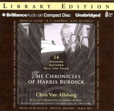 The Chronicles of Harris Burdick: 14 Amazing Authors Tell the Tales, Library Edition (CD-Audio)