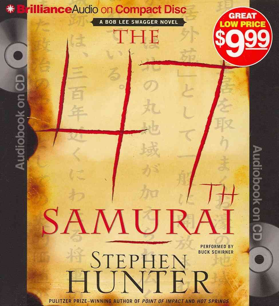 The 47th Samurai (CD-Audio)